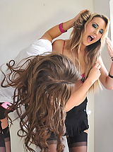 Lesbian Babes: StMackenzies on October10 Cat O-Connell and Naomi Raine 2