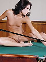Mature Pussy, Julie - Table Games