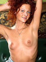 MPL Studios Pics: 2012 nude art experiece abby natural red