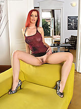 Awesome Babes with Wet Pussies from ITC