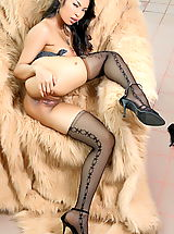 Playmates Pics: Asian Women amara ranipas 34 secretary stockings heels