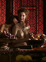 Fantasy Babes: Game of Thrones Girls Middlge ages lesbian training