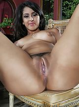 bald pussy, Photo Set No. 1314 Sophia Leone unveils her sizeable boobies and spreads her god given cunt