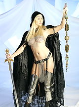 Bare Maidens Pics: WoW nude hannah big breasted knight