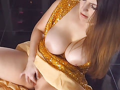 First Time Videos, Danielle Gold Shoe
