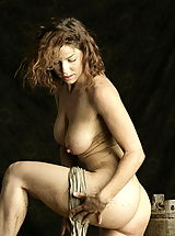 Fantasy Babes: WoW nude keemly medieval body washing