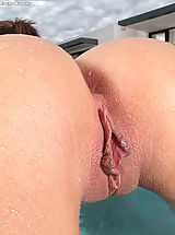 Shaved Pussy Extreme Pics #718 Mischa Brooks
