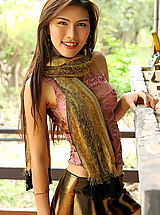 The Black Alley Pics: Asian Women nadia feng 04 bargirl sheer lingerie wet vagina