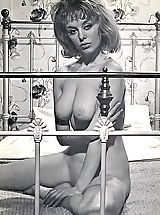 Vintage Babes: Blast from the Past Babes