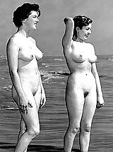 Vintage Babes: Forefathers Nudes