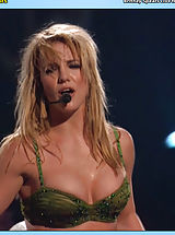 Celebrity Pussy: Britney Spears
