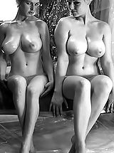 Vintage Babes: Forefathers Chicks