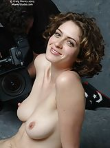 Hard Nipple Babes: Helena C2  unclothed