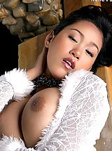 Hot Babes, Asian Women irene fah a4y 03 bigtits hanging lingerie