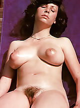 Hairy Babes: Old Fashioned Nymphos