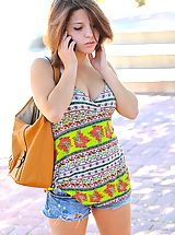 FTV Girls Pics: Stacey Public Nudity