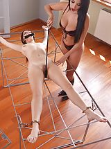 Young Pussy, Anissa Kate & Zenda Sexy