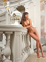 Hot Babes, Femjoy - Lorena G. in The Empress