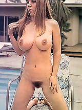 Hairy Babes: Retro Nymphs